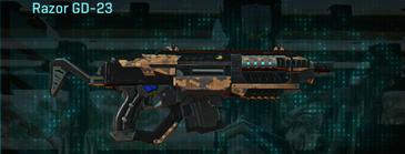 Indar canyons v1 carbine razor gd-23