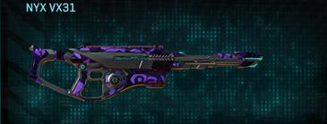Vs alpha squad scout rifle nyx vx31