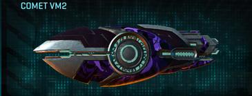 Vs alpha squad max comet vm2