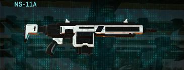 Esamir snow assault rifle ns-11a