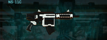 Esamir snow carbine ns-11c