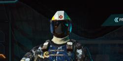 Nc composite helmet combat medic