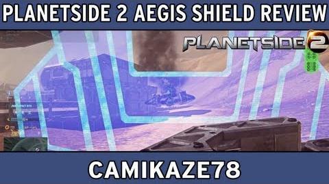 Planetside 2 Aegis Shield Guide Planetside 2 Gameplay