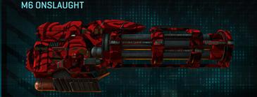 Tr alpha squad max m6 onslaught