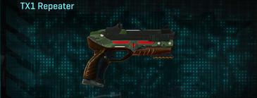 Amerish leaf pistol tx1 repeater