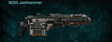 Desert scrub v2 heavy gun nc05 jackhammer