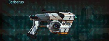 Esamir ice pistol cerberus