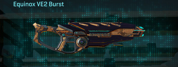 Indar canyons v1 assault rifle equinox ve2 burst
