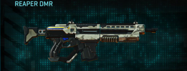 Indar dry ocean assault rifle reaper dmr