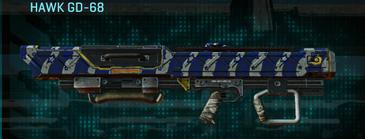 Nc patriot rocket launcher hawk gd-68