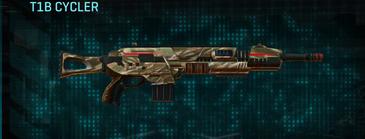 Indar dunes assault rifle t1b cycler