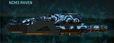 Nc alpha squad max ncm3 raven