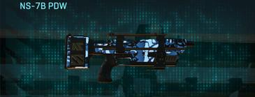 Nc alpha squad smg ns-7b pdw