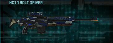 Nc patriot sniper rifle nc14 bolt driver