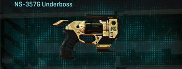 Sandy scrub pistol ns-357g underboss