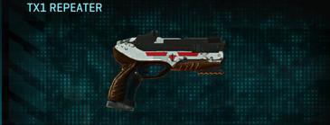 Rocky tundra pistol tx1 repeater