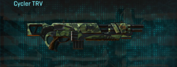 Amerish forest assault rifle cycler trv
