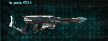 Esamir ice scout rifle artemis vx26