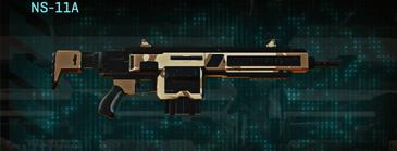 Indar scrub assault rifle ns-11a