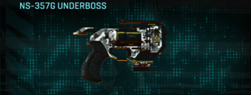 Snow aspen forest pistol ns-357g underboss
