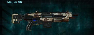 Desert scrub v2 shotgun mauler s6