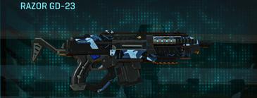 Nc alpha squad carbine razor gd-23