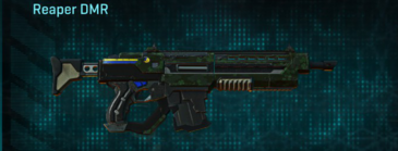 Clover assault rifle reaper dmr