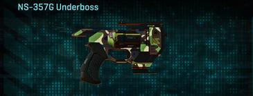 African forest pistol ns-357g underboss