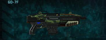 Amerish forest carbine gd-7f