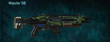 Amerish forest shotgun mauler s6