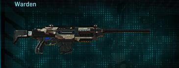 Desert scrub v2 battle rifle warden