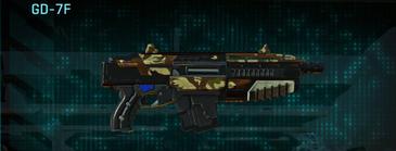 India scrub carbine gd-7f