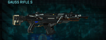 Indar dry brush assault rifle gauss rifle s