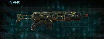 Temperate forest carbine t5 amc