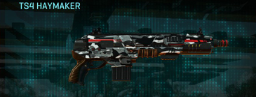 Indar dry brush shotgun ts4 haymaker