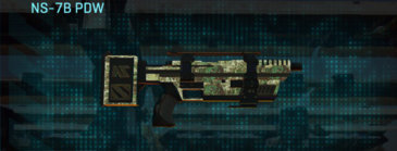 Pine forest smg ns-7b pdw