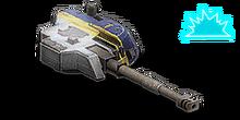 Titan-150 HESH