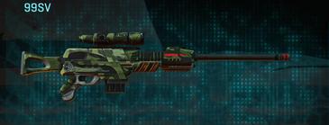 Amerish forest sniper rifle 99sv