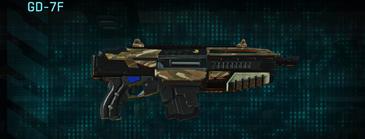 Indar dunes carbine gd-7f
