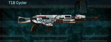 Esamir ice assault rifle t1b cycler