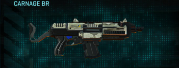 Indar dry ocean assault rifle carnage br