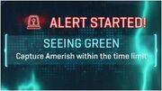Amerish alert