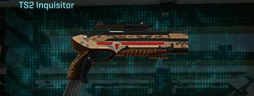 Indar canyons v1 pistol ts2 inquisitor