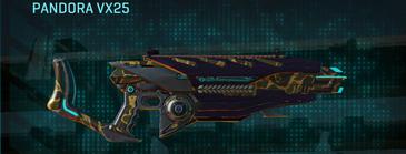 Indar highlands v1 shotgun pandora vx25