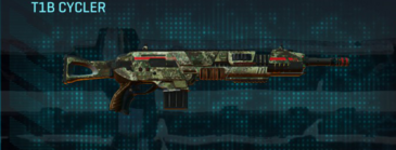 Pine forest assault rifle t1b cycler