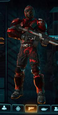 Tr alpha squad heavy assault