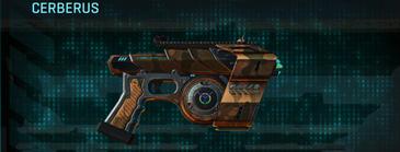 Indar rock pistol cerberus