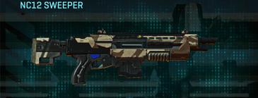 Indar scrub shotgun nc12 sweeper