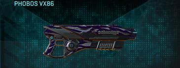 Vs zebra shotgun phobos vx86