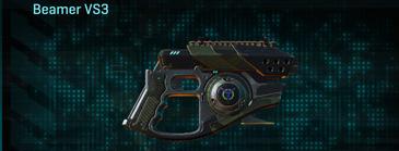 Amerish scrub pistol beamer vs3